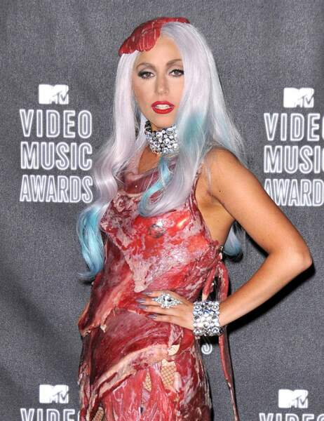 Lady Gaga - MTV EMA 2010