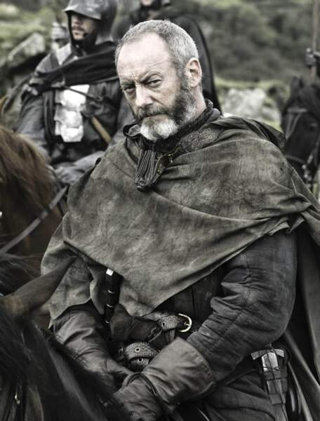 Davos Mervault, la Main de Stannis Baratheon