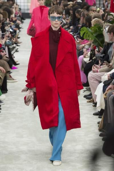 Fashion Week : défilé Valentino
