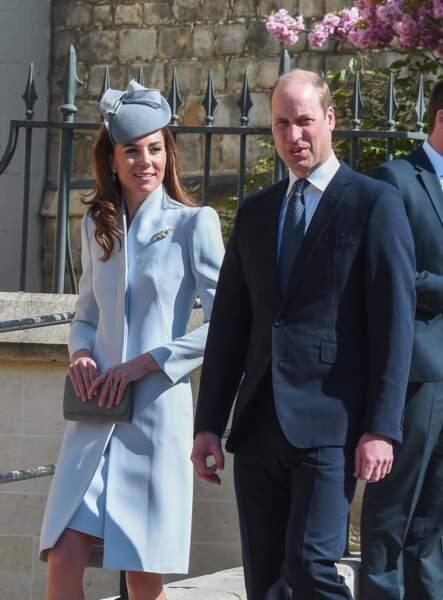 Malgré les rumeurs d'infidélité, Kate et William étaient plus complices que jamais
