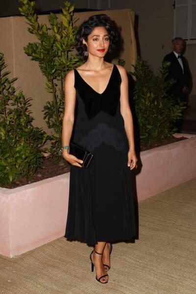 Golshifteh Farahani au dîner Dior et Vogue lors du Festival de Cannes
