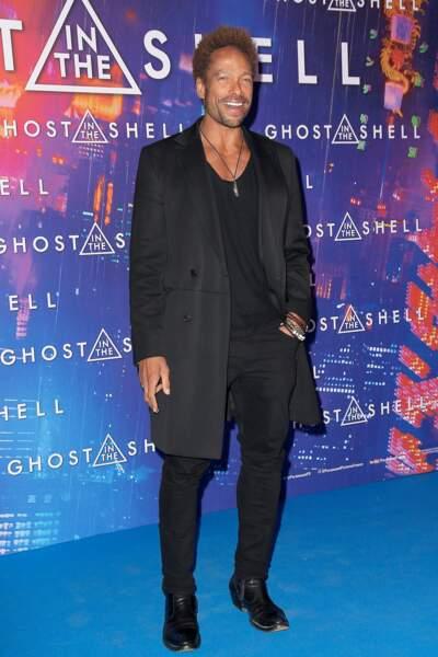 Avant-première de Ghost in the Shell : Gary Dourdan