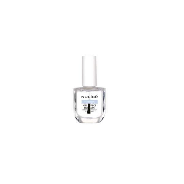 Top-coat. Gel Effect, 6,90 €, Nocibé.