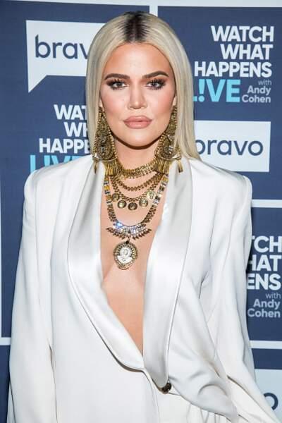 Cheveux : quand les stars passent toutes au blond, comme Khloé Kardashian