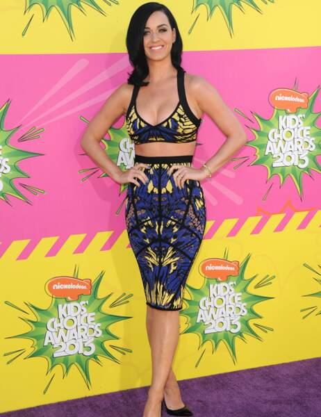 16ème place : Katy Perry