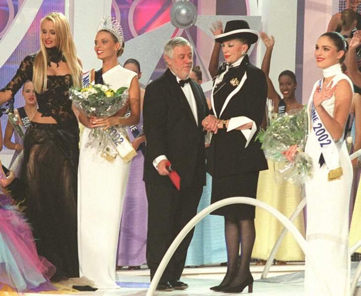 Le 8 décembre 2001, Sylvie Tellier était élue Miss France 2002