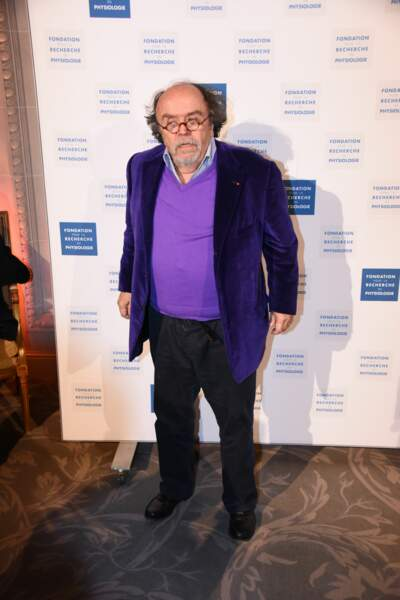Gala Les Stethos D'Or 2018 : Jean-Michel Ribes