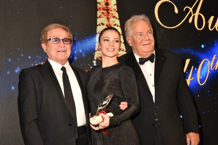 40ème Best Awards : Orlando, Denitsa Ikonomova et Massimo Gargia