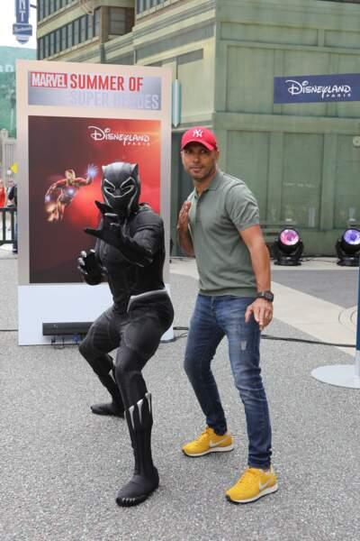 Eté Marvel Disneyland Paris - Eric Judor