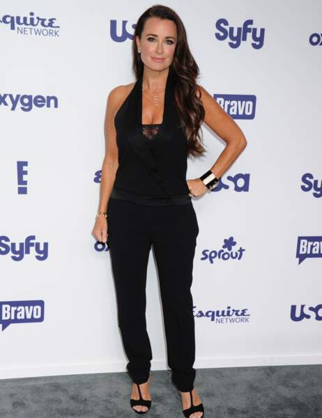 L'actrice Kyle Richards
