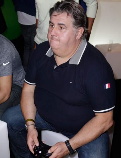 Pierre Menès a joué au foot