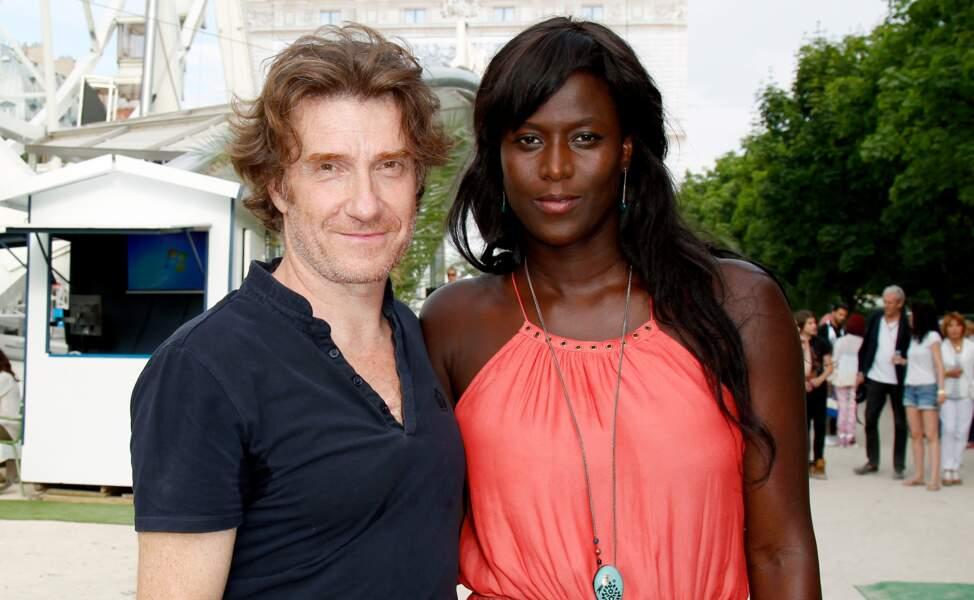 Thierry Frémont et sa femme