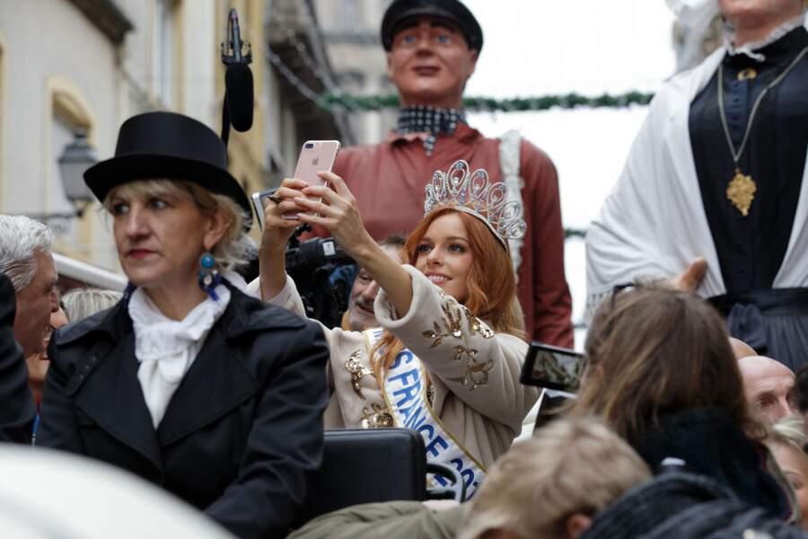Miss France : Maëva Coucke de retour à Boulogne-sur-Mer après son sacre