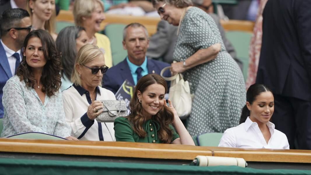 Meghan Markle et Kate Middleton aiment toutes les deux le tennis
