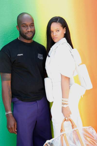 Fashion week Hommes, défilé Louis Vuitton : Virgil Abloh et Rihanna