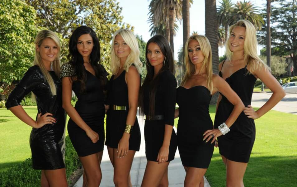 Les filles super sexy d'Hollywood Girls 3