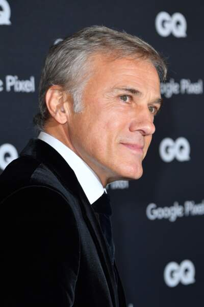GQ Men Of The Year Awards 2018 : Christoph Waltz