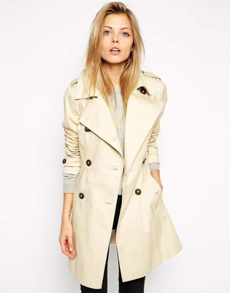 Trench ASOS - 82,99 €