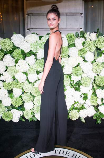 Défilé Victoria's Secret à Paris : Taylor Hill