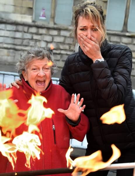 Marthe Villalonga et Pauline Lefèvre ont mis le feu au festival de Valenciennes !