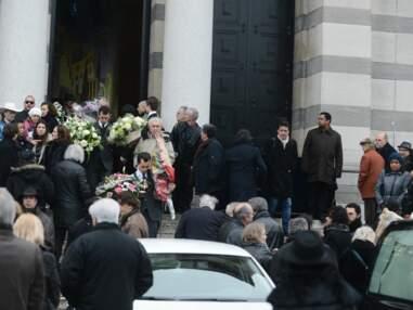 Les obsèques d'Eric Bamy