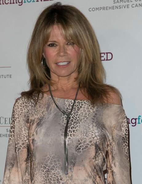 Mary-Margaret Humes, 60 ans, tient encore des petits rôles dans des séries et des téléfilms
