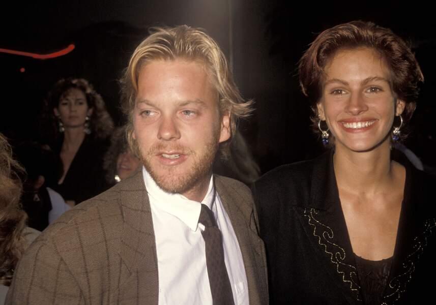 Kiefer Sutherland et Julia Roberts