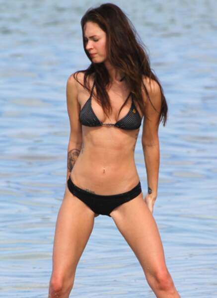 Megan Fox (27 ans)