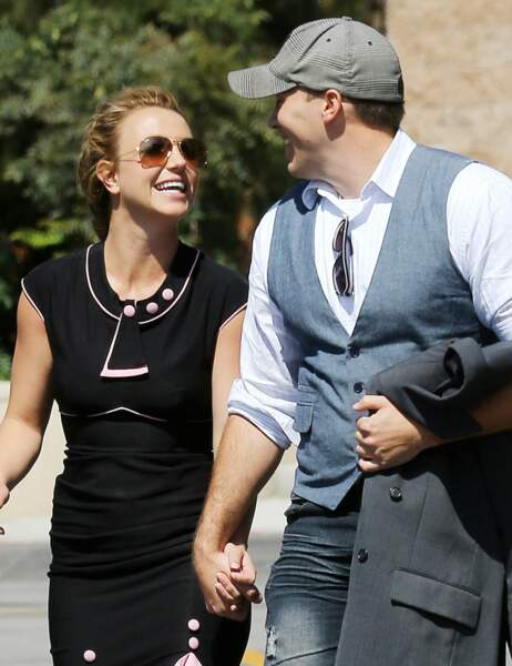 Britney Spears et David Lucado