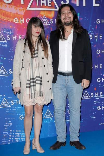 Avant-première de Ghost in the Shell : Lulu Gainsbourg