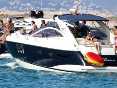 Nicole Scherzinger sexy en bikini à Formentera
