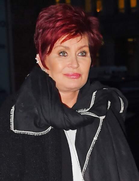 Perte de poids de stars : Sharon Osbourne après