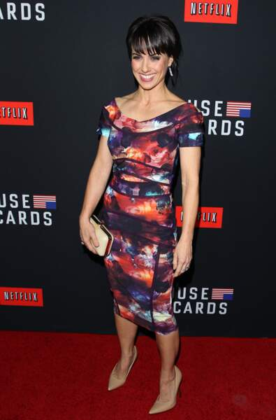 Une robe qu'on du mal à voir sur son personnage, Janine Skorsky