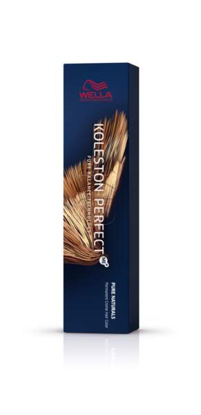 "Coloration ""Koleston Perfect ME+"" effet soleil, Wella, 10,14€"