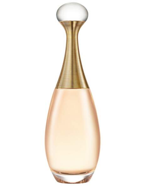 J'adore voile de parfum de Dior : élu par le grand public