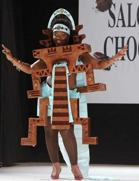 Claudia Tagbo en Ulua