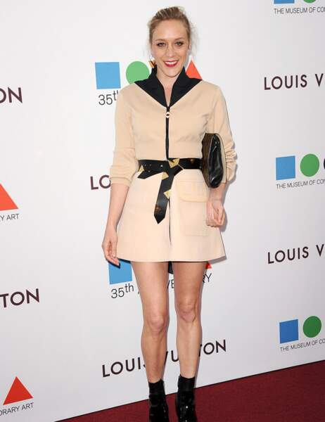 Chloe Sevigny en Louis Vuitton