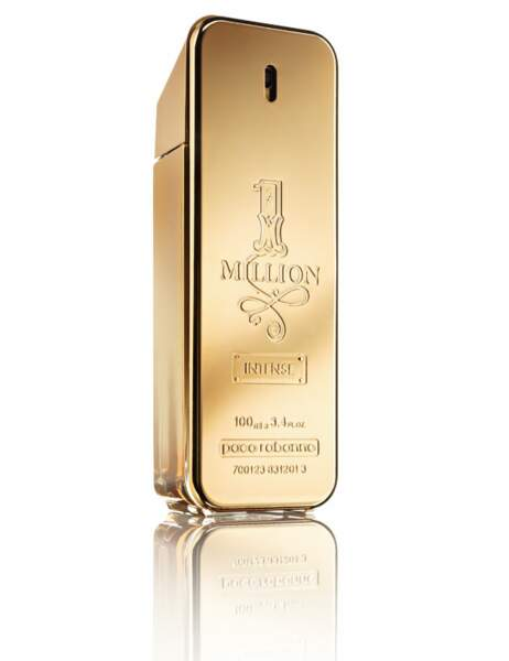 One million intense de Paco Rabanne : élu par le grand public