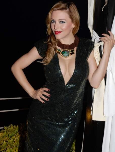 Evangelina Anderson, la femme de Martin Demichelis (Argentine)