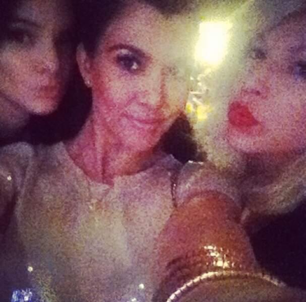 Tout comme Kourtney Kardashian et sa demi-soeur Kendall Jenner