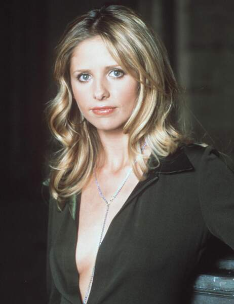Sarah Michelle Gellar était Buffy Summers