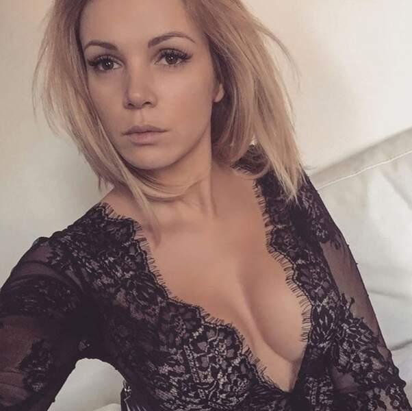 Marion Lefebvre y pose des photos sexy