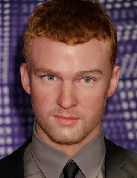 Un videur furax de pub à Glasgow ? Non, Justin Timberlake