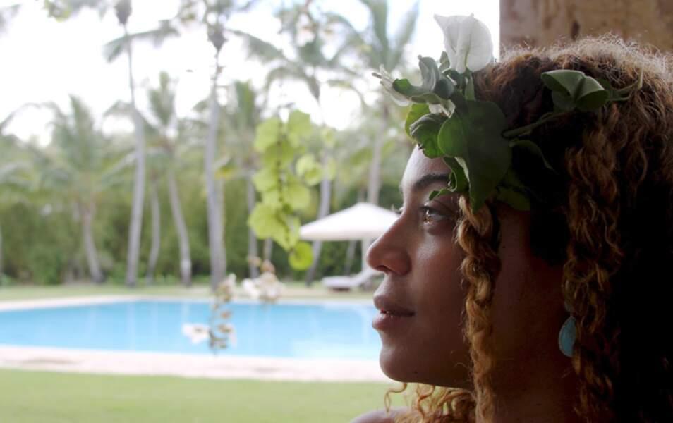 Le break luxueux de Beyoncé