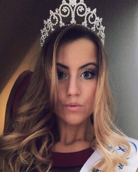 Election de Miss France 2018 - Ophélie Forgit Guinot est Miss Poitou-Charentes 2017