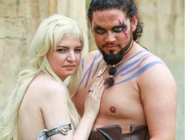 Game of Thrones : un couple de fans va se marier déguisé en Daenerys et Khal Drogo