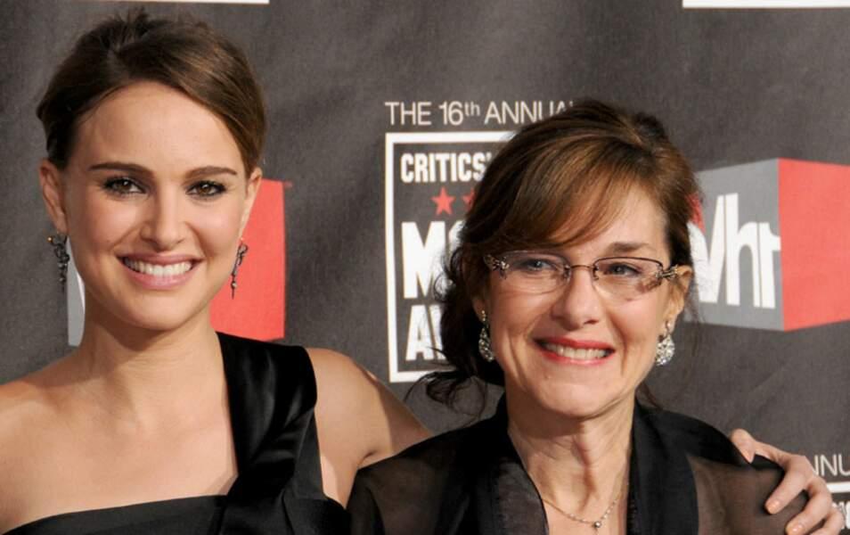Natalie Portman et sa mère