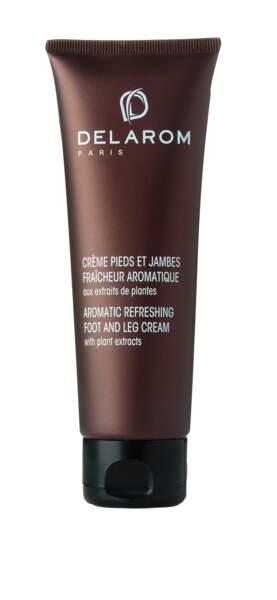 Crème pieds et jambes, Delarom, 23€ les 125 ml