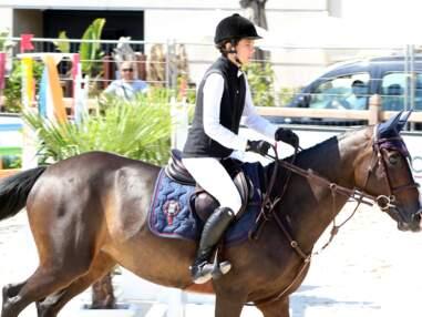 Charlotte Casiraghi a brillé au Jumping de Monte Carlo avec sa mère Caroline de Monaco
