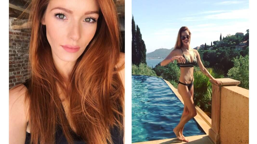 Election de Miss France 2018 - Maéva Koucke est Miss Nord-Pas-de-Calais 2017